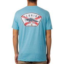 Rip Curl Mens The Swamp Premium T-Shirt