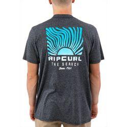 Rip Curl Mens Solar Mock Twist T-Shirt