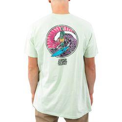 Rip Curl Mens Shred When Dead Short Sleeve T-Shirt