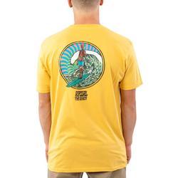 Mens Shred When Dead Short Sleeve T-Shirt