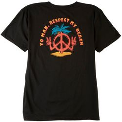 Quiksilver Mens Fantasy Beach T-Shirt