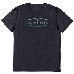 Quiksilver Mens Square Me Up Modern T-Shirt