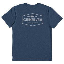 Quiksilver Like Light Burn Out Logo T-Shirt