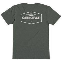 Quiksilver Mens Light Burn T-Shirt