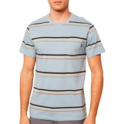 O'Neill Mens Smasher Pocket Short Sleeve T-Shirt