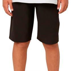Mens Reserve Solid Hybrid Shorts
