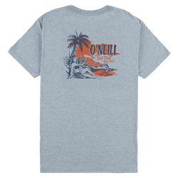 O'Neill Mens Surf Club Heathered T-Shirt