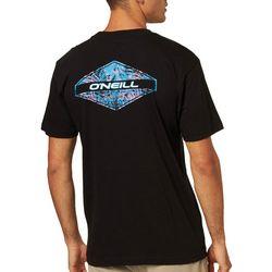 O'Neill Mens Tres Amigos Short Sleeve T-Shirt