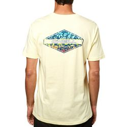 O'Neill Mens Tres Amigos  Graphic Short Sleeve T-Shirt