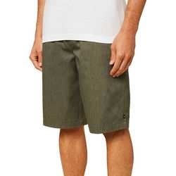 O'Neill Mens Redwood Solid Shorts
