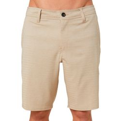 O'Neill Mens Locked Herringbone Hybrid Shorts