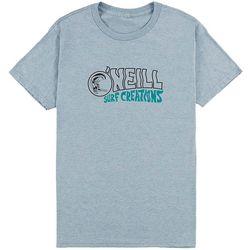 O'Neill Mens Creations Short Sleeve T-Shirt