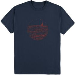 O'Neill Mens Sailin' Short Sleeve T-Shirt