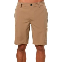 O'Neill Mens Reserve Heather Hybrid Shorts