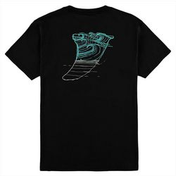 O'Neill Mens Baja Short Sleeve T-Shirt