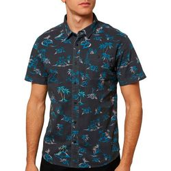 O'Neill Mens Noosa Short Sleeve Shirt