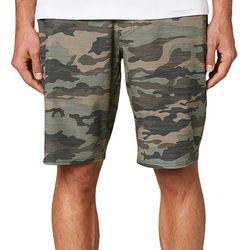 O'Neill Mens Camo Locked Shorts