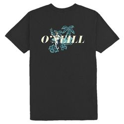 O'Neill Mens Hulaa Short Sleeve T-Shirt