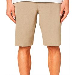 O'Neill Mens Reserve Heathered Hybrid Shorts