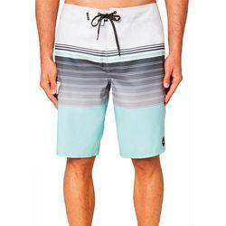 Mens Lennox Stripe Boardshorts
