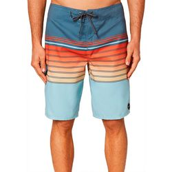Mens Lennox Stripe Boardshorts