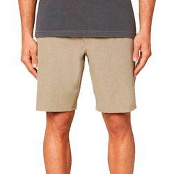 O'Neill Mens Heather Reserve Hybrid Shorts