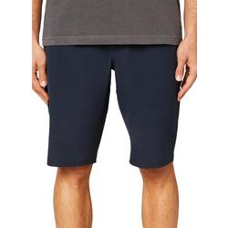 Mens Reserve Solid Shorts
