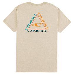 O'Neill Mens Trifecta Short Sleeve T-Shirt
