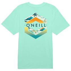 O'Neill Mens Rythm Short Sleeve T-Shirt