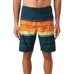 Mens Hyperfreak Hydro Wanderer Stripe Boardshorts