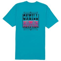 O'Neill Mens Pancho Solid Graphic T-Shirt