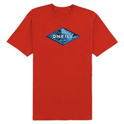 O'Neill Mens Split Fade Solid T-Shirt