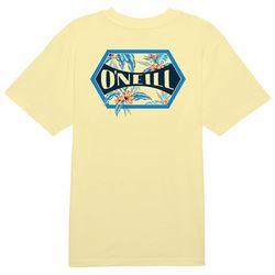 O'Neill Mens Tropic Thunder Short Sleeve T-Shirt