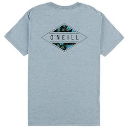 O'Neill Mens Foundation Short Sleeve T-Shirt