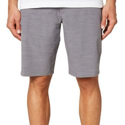 O'Neill Mens Locked Slub Hybrid Shorts