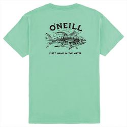 O'Neill Mens Target Location Pocket Short Sleeve T-Shirt