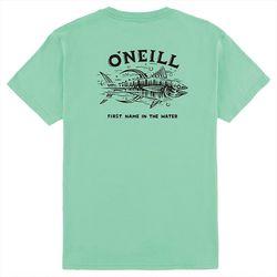 O'Neill Mens Target Location Pocket Short Sleeve T-Shirt