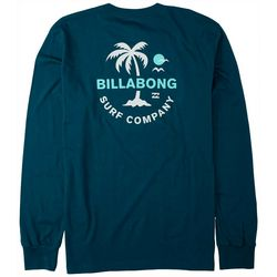 Billabong Mens Vacation Long Sleeve T-Shirt