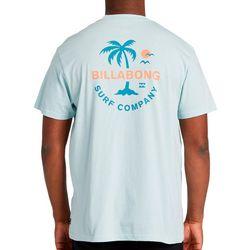 Billabong Mens Vacation Short Sleeve T-Shirt