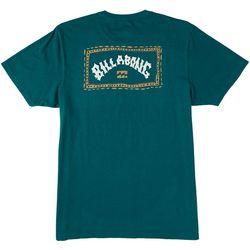 Billabong Mens Dream Time Arch Short Sleeve T-Shirt