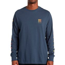 Billabong Mens United Long Sleeve T-Shirt