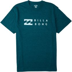 Billabong Mens United Short Sleeve T-Shirt
