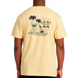 Billabong Mens Short Sleeve Bless The Booze T-Shirt