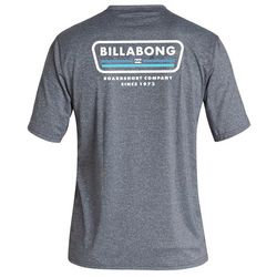 Billabong Mens Short Sleeve Badge T-Shirt