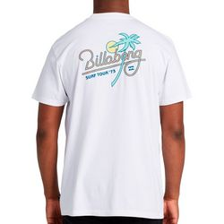 Billabong Mens Short Sleeve Surf Tour T-Shirt