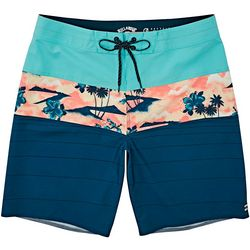 Mens Tribong Pro Tropical Boardshorts