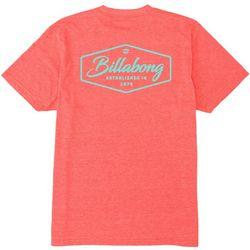 Billabong Mens Short Sleeve Trademark T-Shirt