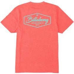 Mens Short Sleeve Trademark T-Shirt