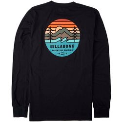 Billabong Mens Long Sleeve Twin Pines T-Shirt
