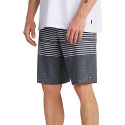 Billabong Mens All Day Heather Stripe Pro Boardshorts